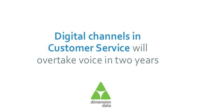 Eudata 2015 - Act As One with your digital customers Slide 3