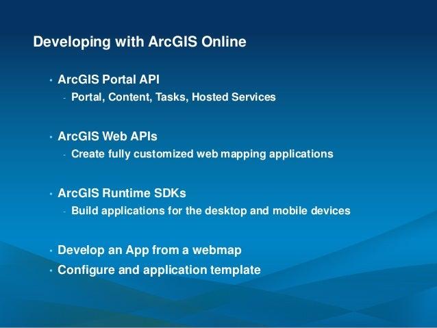 Developer's Guide to the ArcGIS Portal API, Esri, Julie Powell, Antoon Uijtdehaag Slide 2