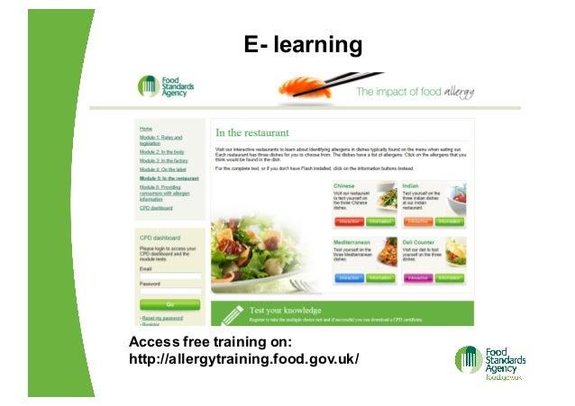 Www Food Gov Uk The Food Labelling Regulations