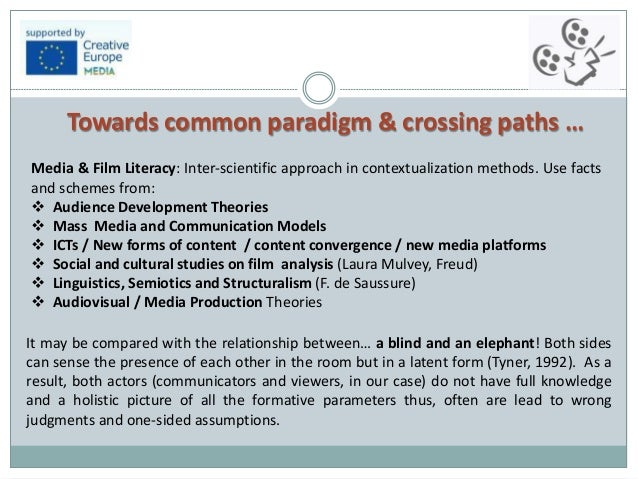 Key Critical Approaches on Film Literacy