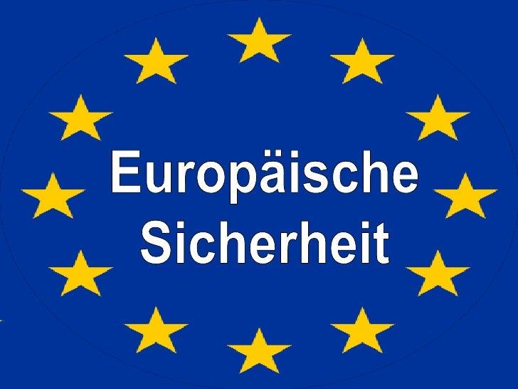 EuropäischeSicherheit