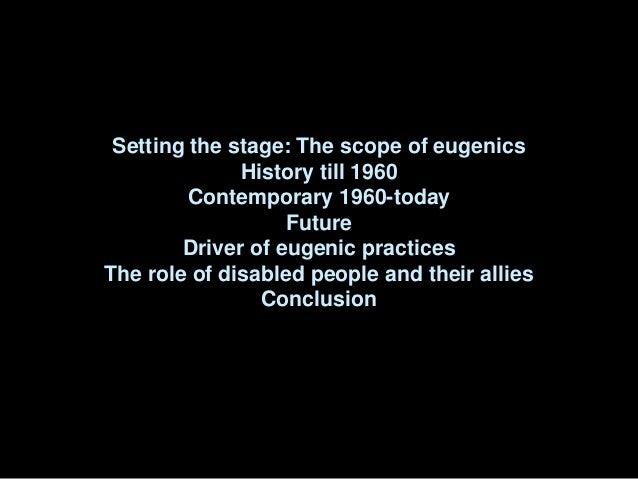 Eugenics case essay