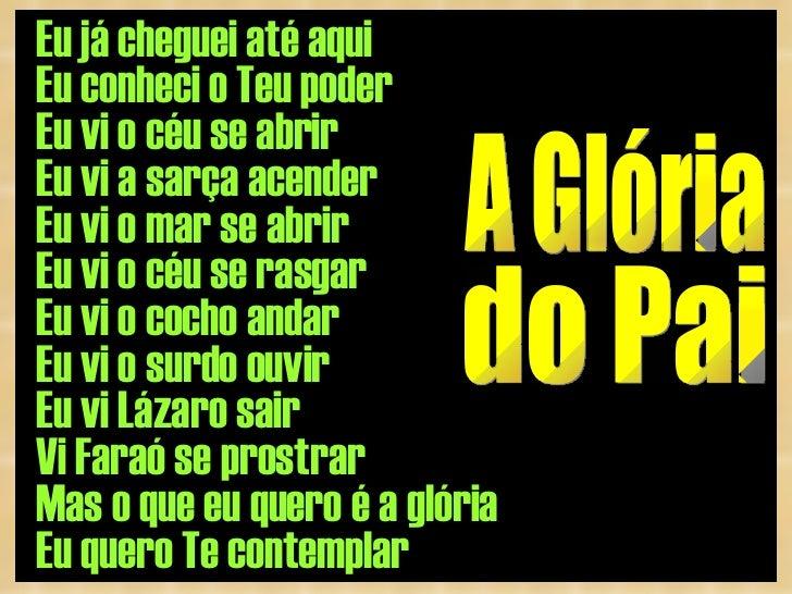 A Glória do Pai