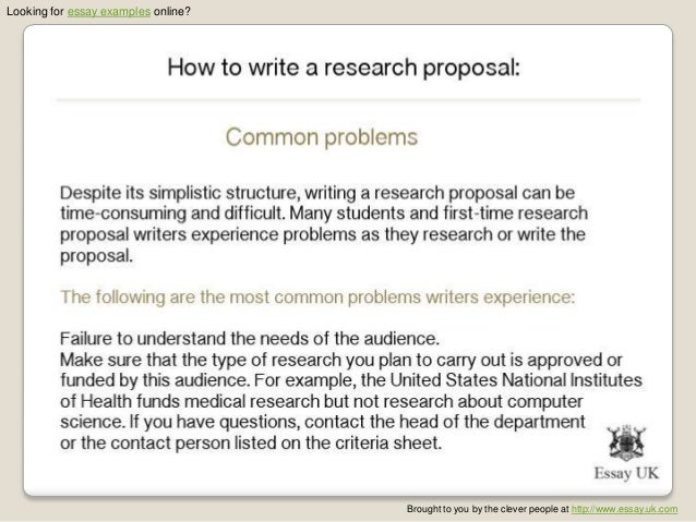 essay examples how to write a research proposal  12 looking for essay