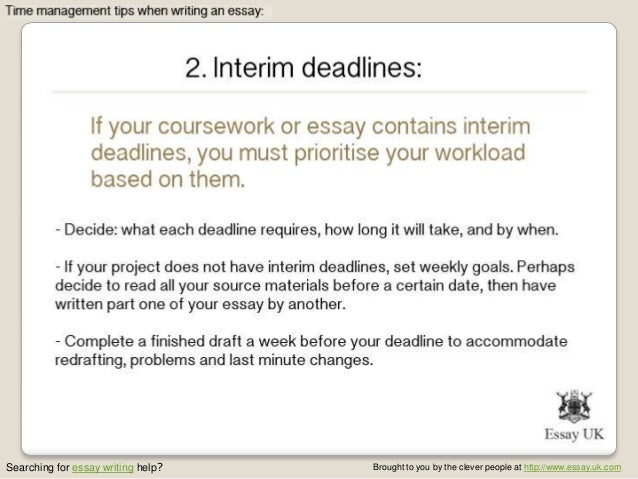 the worker management techniques essay Writing tips essay writing compare&contrast paper hints  proper time management is something that can change your life on a fundamental basis for the better.