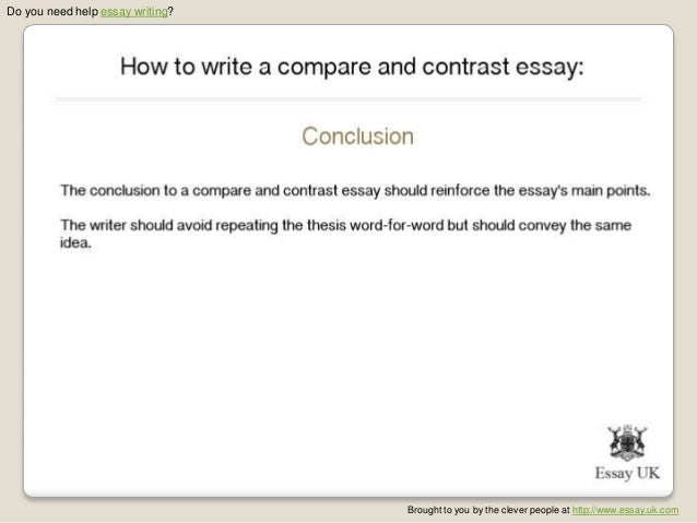 compare and contrast essay outline example how to write an apa format paper a sample research - Compare And Contrast Essay Outline Format