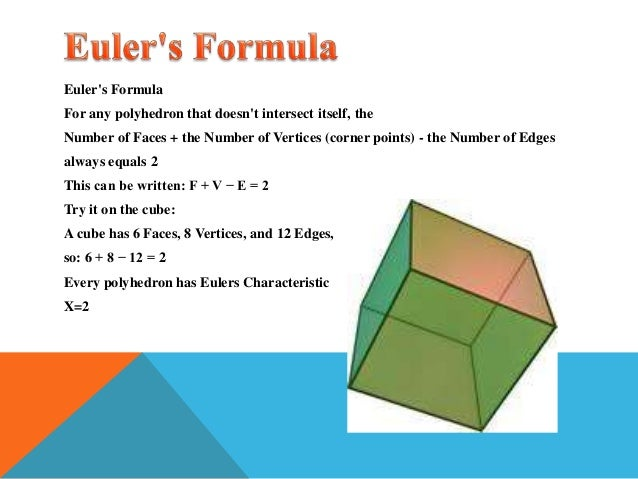 the eulers formula 2 essay Instructions on applying the modulus and argument of the trigonometric form to euler's formula problem 2  college essay  the euler formula - problem 2.