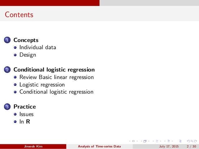 Case-crossover study Slide 2