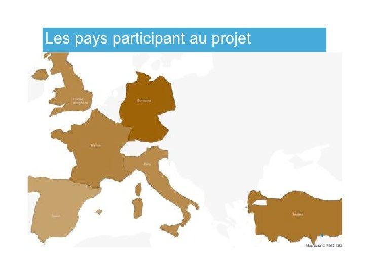 Les pays participant au projet                                      www.netbooks.eun.org   4