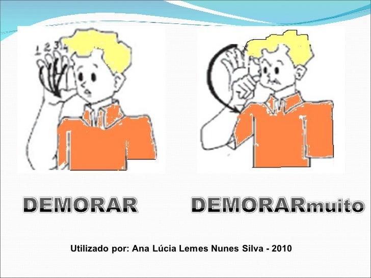 LIBRAS - AULA 3 Slide 3