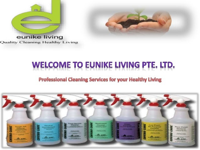 We Eunike Living Pte. Ltd. have taken professional cleaning services in Singapore to a new level with our dedicated and cu...