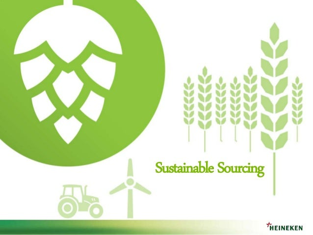 Sustainable Sourcing