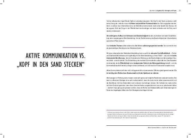 """51 Aktive Kommunikation vs. """"Kopf in den Sand stecken"""" Von der altbekannten Vogel-Strauß-Taktik ist unbedingt abzuraten. D..."""