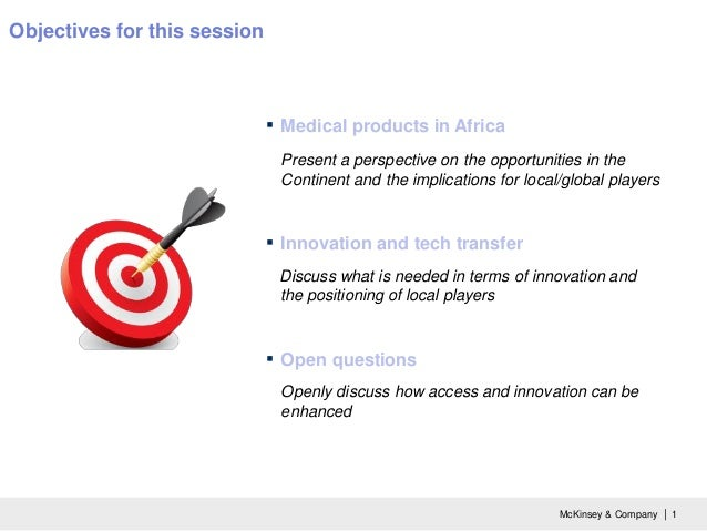 A view on Medical Devices in Africa Slide 2
