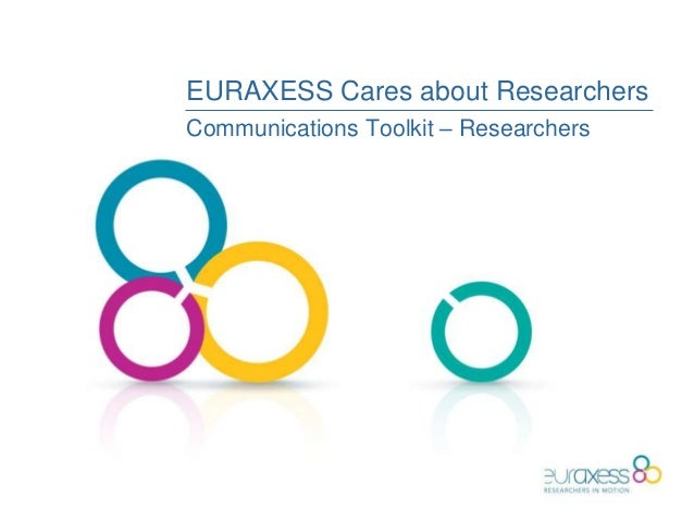 EURAXESS Cares about Researchers Communications Toolkit – Researchers
