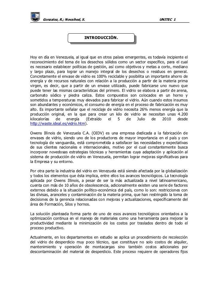 B      Gonzalez, R.; Novaihed, S.                                           UNITEC 1                                INTROD...