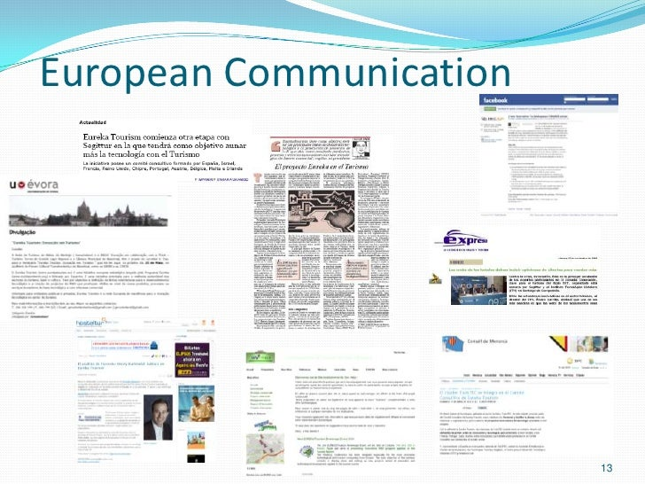 European Communication                         13