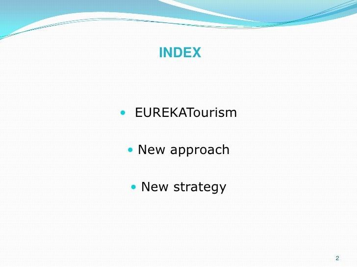 Eureka tourism 2nd brokerage event Slide 2