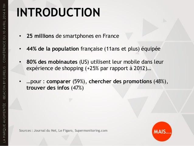 Eurelis conference ibeacon salon e marketing paris 2014 for Salon emarketing