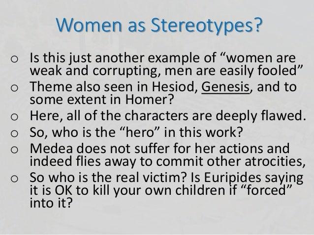 Reason Versus Passion in Medea