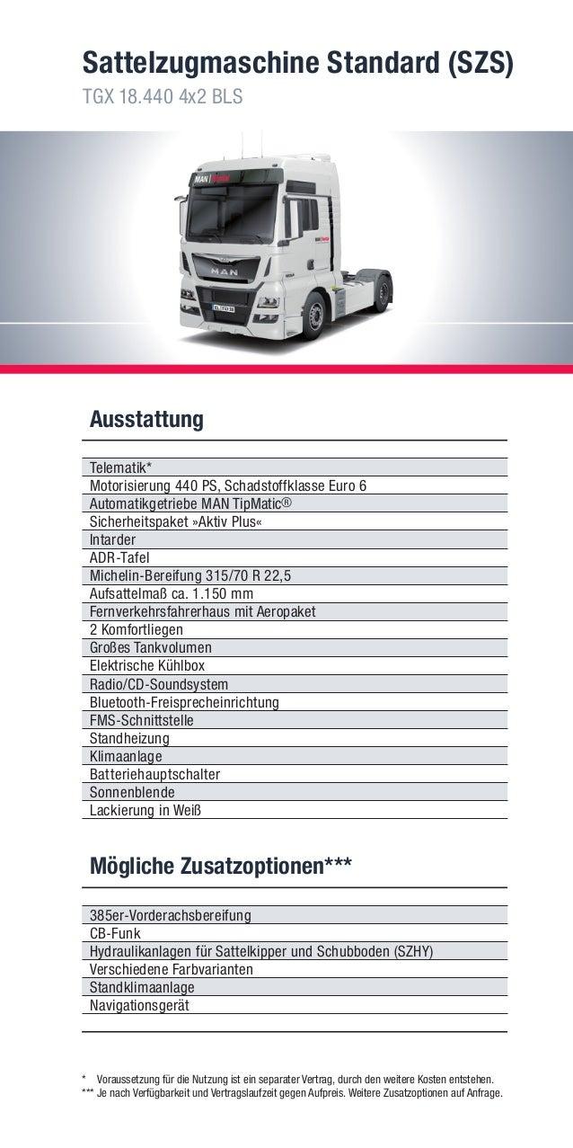MAN Rental | EURO-Leasing | Fahrzeugkatalog 2014