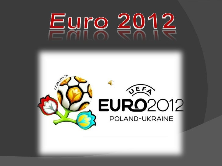 • 16 national teams take part in EURO 2012Football Championship final tournament• The final tournament starts on 8th June ...