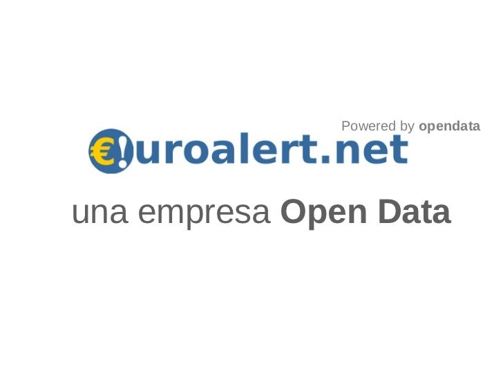 Powered by opendatauna empresa Open Data
