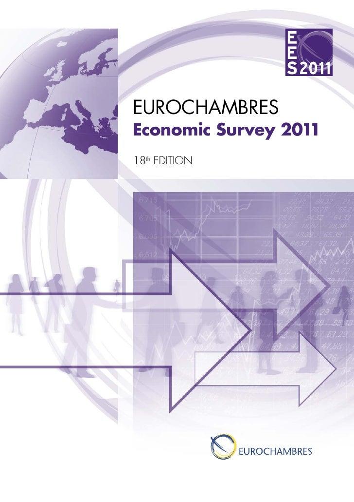 EUROCHAMBRESEconomic Survey 201118th edition