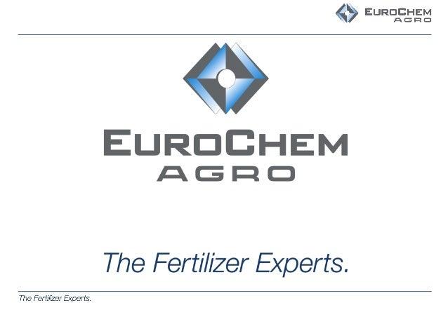 EuroChem Agro – des marques fortes