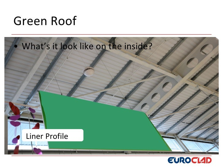 Euroclad Green Roof System