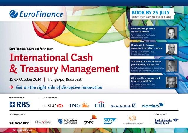 EuroFinance Budapest 2014