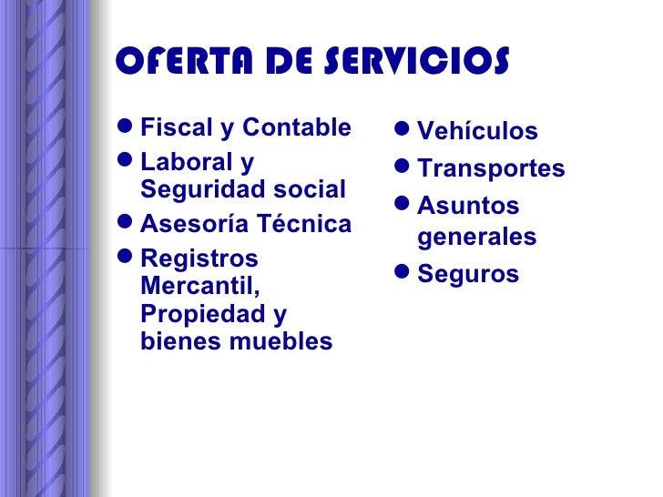 Eurogestion presentacion de servicios for Registro de bienes muebles de madrid