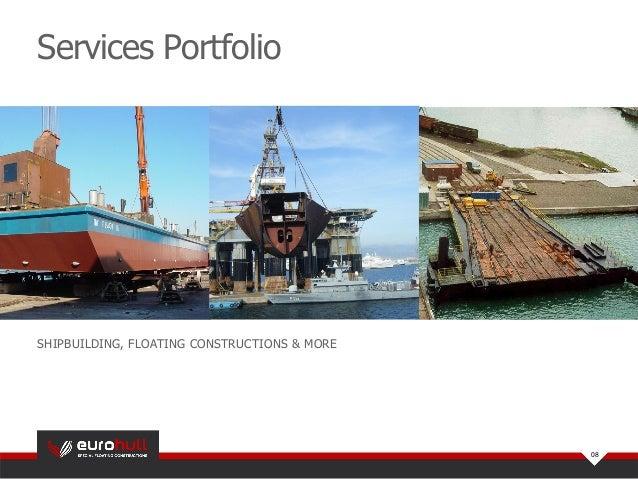 Eurohull LTD presentation