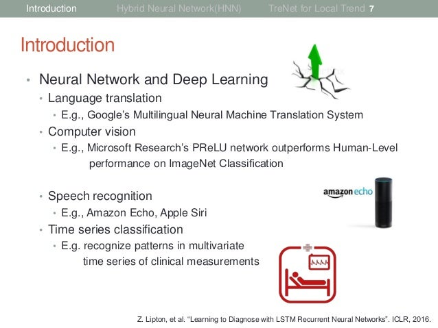 Hybrid Neural Networks For Time Series Learning By Tian