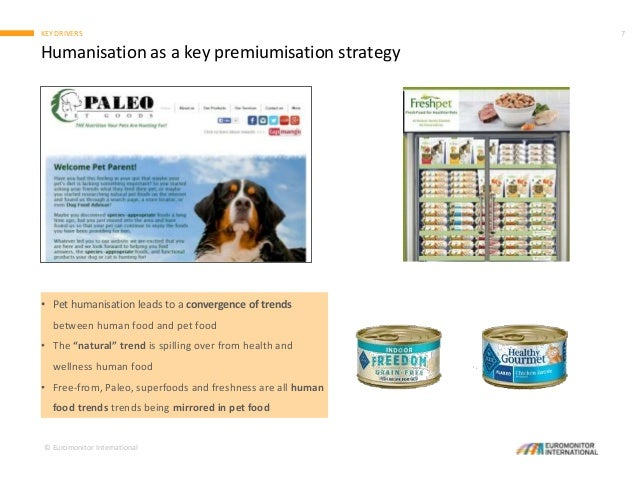 The State of the Global Pet Food Industry: Challenges and Opportuniti…
