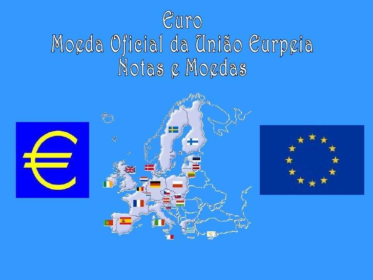 Significado das imagens nas moedas Euro