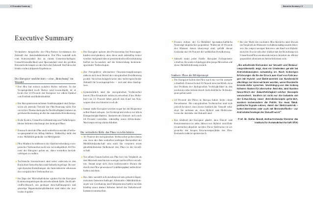 Europa Automobilbarometer 2014 - Executive Summary Slide 3