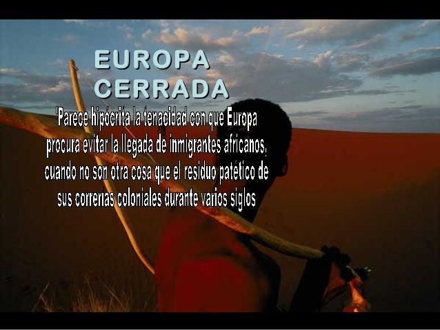 EUROPAEUROPA CERRADACERRADA