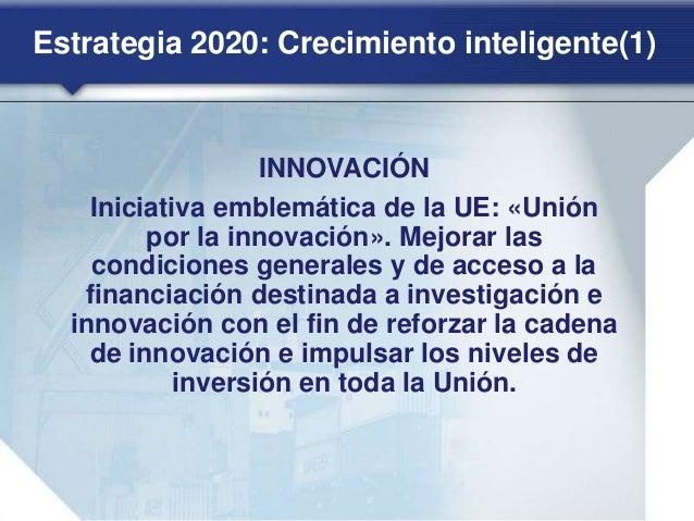 Estrategia 2020: Crecimiento inteligente(3) SOCIEDAD DIGITAL Iniciativa emblemática de la UE: «Una agenda digital para Eur...