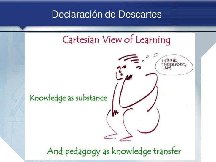 Declaración de Descartes