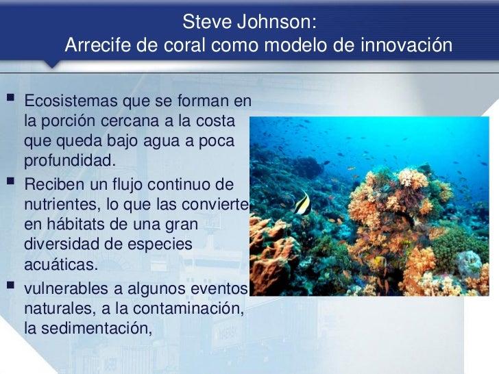 Arrecifes de Coral: Ejemplos   TWITTER: no para ver lo que la gente está    haciendo en el desayuno, sino para ver sobre ...