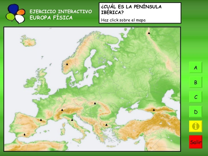 Europa fsica nivel 1