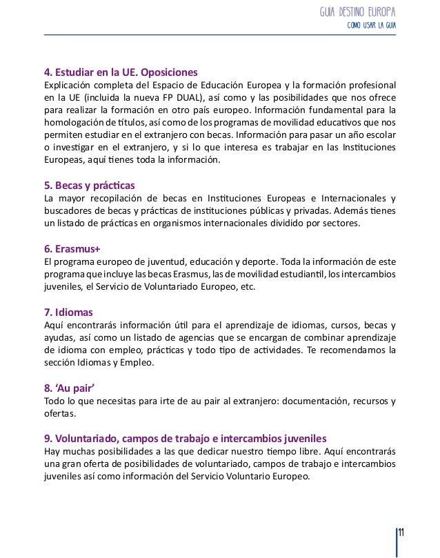 Fantástico Curriculum Vitae De Programa De Juventud Elaboración ...