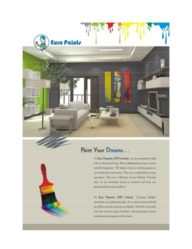 Euro paints company profile