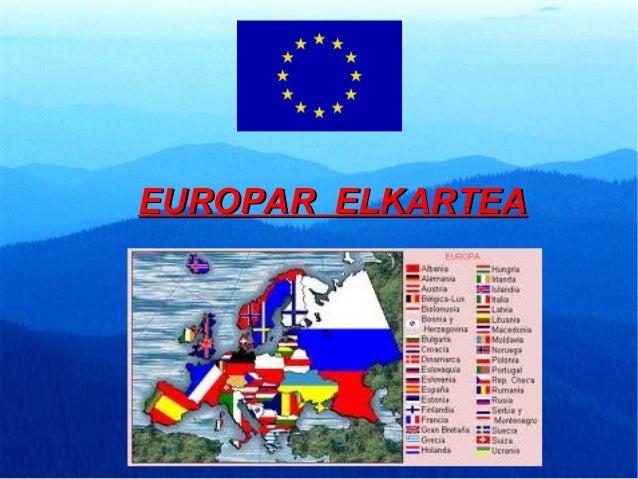 EUROPAR ELKARTEAEUROPAR ELKARTEA