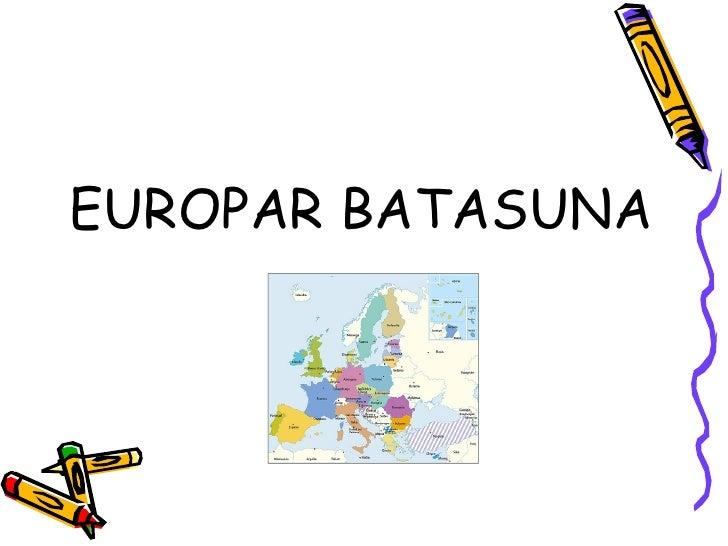 EUROPAR BATASUNA