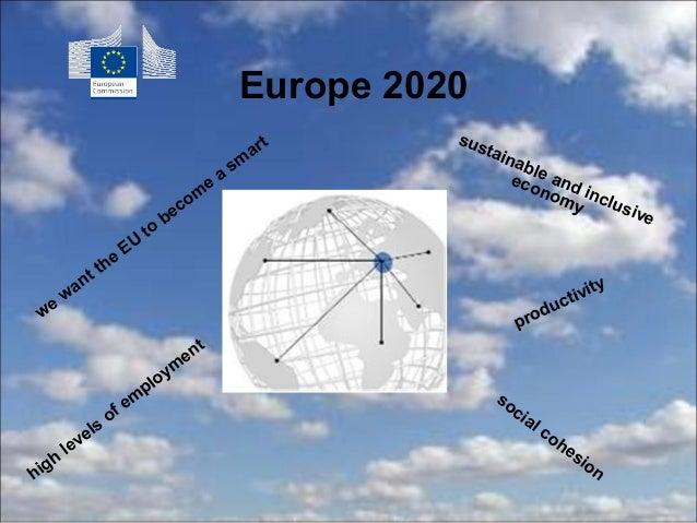 Europe 2020                                                          t      sus                                           ...