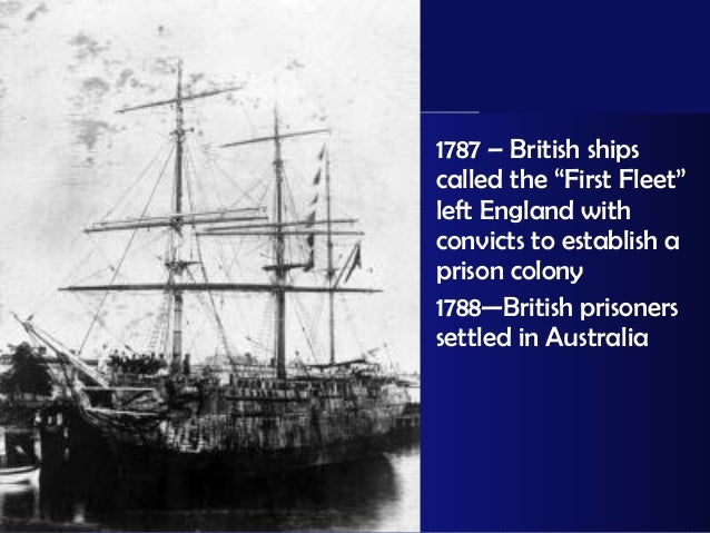 european settlement in australia provide the A brief history of european settlement in south africa the first permanent european settlement was established by.