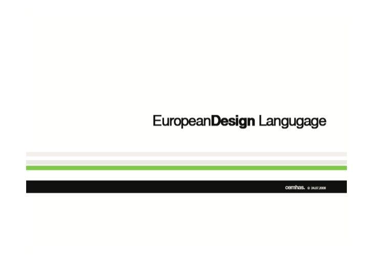 European Design Trends