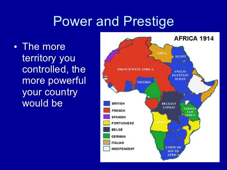 The Impact of European Imperialism in Africa